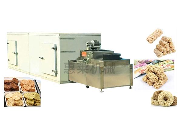 燕麦片生产线